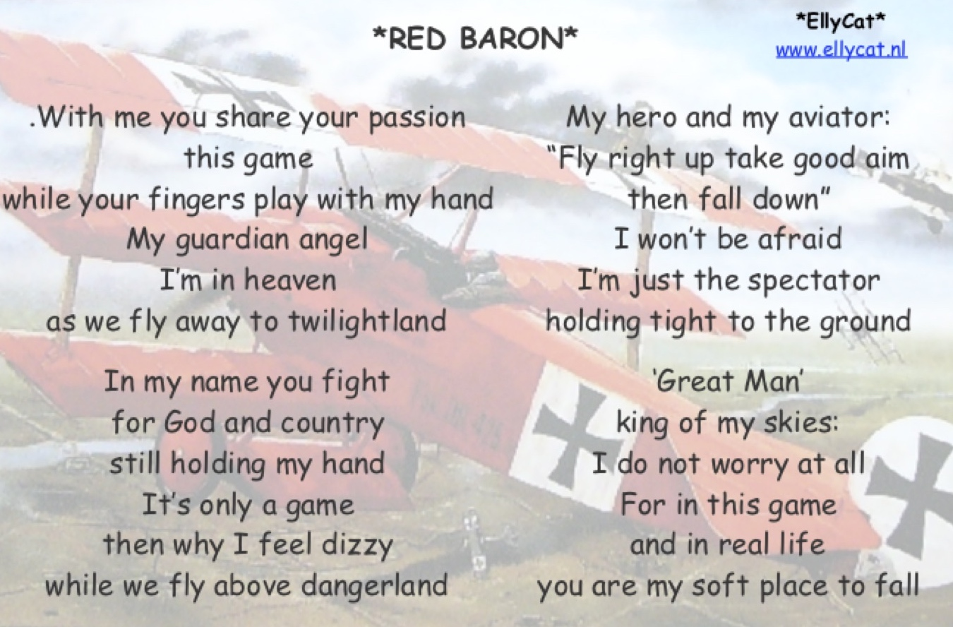 38) Red Baron